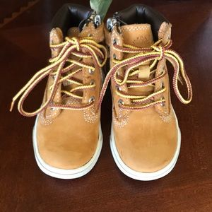 Timberland Chestnut Infant Boots